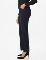 Roz & Ali Secret Agent Tummy Control Pants Cateye Rivets - Average Length - 21