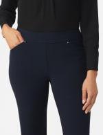 Roz & Ali Secret Agent Tummy Control Pants Cateye Rivets - Average Length - 22