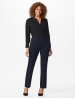 Roz & Ali Secret Agent Tummy Control Pants Cateye Rivets - Average Length - 24