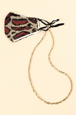 Chain Linked Mask Lanyards - 1