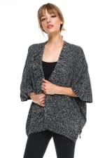 Marled Sweater Cardigan - 4