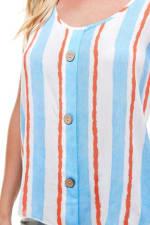 Button Detail Cami Top - 9