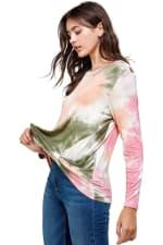 Tie Dye Easy T-shirt - 5