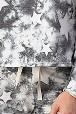 Tie Dye Star Sweatshirts & Jogger Set - 3
