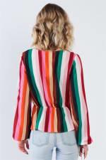 Multi Stripe Top - 2