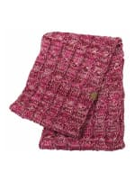 CC® Four-Tone Multi Color Scarf - Magenta - Back