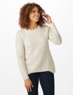 Lurex Sharkbite Pullover Sweater - 5