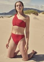 Heather Bottom - Plus - Blush - Front