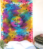 Multicolor Twin Tapestry - 2