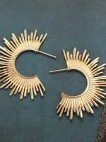 Spike Earrings - 2
