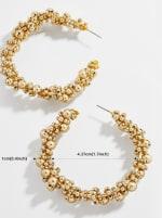 Gold Plated Pamela Earrings - 2