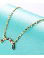 18K Gold Phoebe Necklace - 1