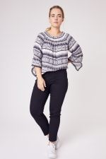 """Westport  """"On And Off The Shoulder Top"""" - Plus - 4"""