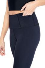 Empowerment Legging - Black - Detail