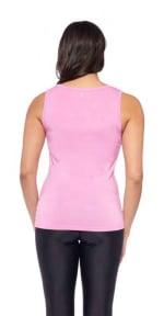 Namaste Top - Pink - Back