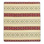 Ultra Soft Southwestern Rainbow Handmade Woven Blanket - 2