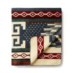 Ultra Soft Southwestern Dot Handmade Woven Blanket - 2