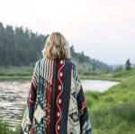 Ultra Soft Southwestern Dot Handmade Woven Blanket - 3