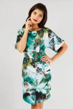 Multi Closet Kimono Wiggle Dress - 1