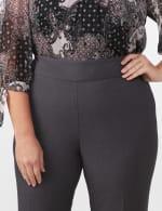 Roz & Ali Secret Agent Pull On Tummy Control Pants - Short Length - Plus - 11
