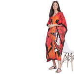 Tribal Printed Kaftan - 3
