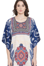 Floral Short Tunic - 3