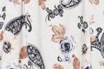 Roz & Ali Floral Jacquard Pintuck Popover - Plus - 5