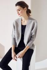 Westport Cocoon Cardigan Sweater - 11