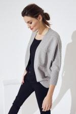 Westport Cocoon Cardigan Sweater - 14