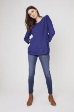 Westport Curved Hem Tunic Sweater - 6