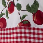 Apple Orchard Print Apron - 3