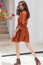 Simone Mini Dress - Plus - 4