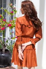 Simone Mini Dress - Plus - 2