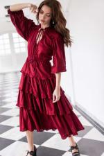 Wild West Midi Dress - 3