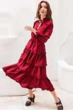 Wild West Midi Dress - 5