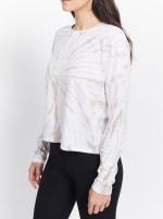 Long Sleeve Tie Dye Tee - 6
