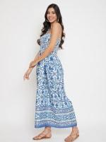 Floral Tube Dress for Women - 6