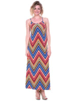 Adalina Sleeveless Maxi Dress - 7