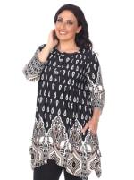 Plus Size Kairi Tunic/Top - 1