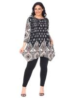 Plus Size Kairi Tunic/Top - 3