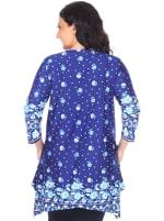 Plus Size Vilana Tunic/Top - 2