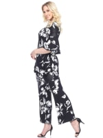 Head to Toe Stretchy Printed Set - 2