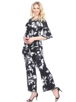 Head to Toe Stretchy Printed Set - 3