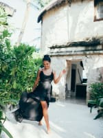 Asymmetrical Juliette Dress - 5