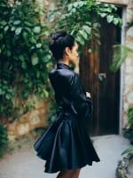 Elsa Long Sleeve Wrap Dress - 4