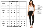One Size Fits Most Soft Printed Leggings - 16