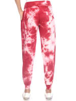 Tie Dye Relaxed Fit Harem Pants - 17