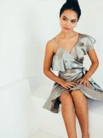 Sofia Wrap Dress - 6