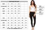 Jacquard Slim Black Side Elastic Inserts Pants - 8