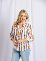 Cooper & Ella Front Button Colby Shirt - 2